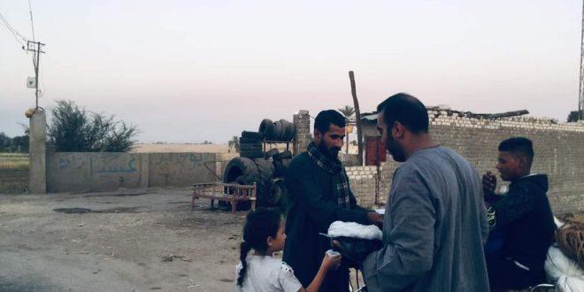 شاب قبطي في نجع حمادي