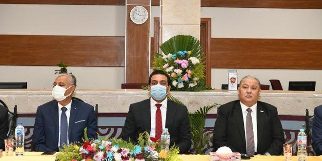 بنك مصر بمدينة قنا الجديدة
