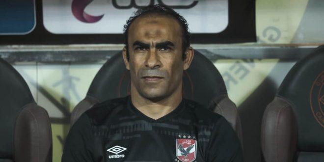 مدير الكرة في النادي الأهلي