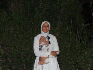 هبة الله كاتبة من نجع حمادي