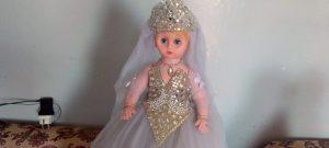 صانعة العرائس في قنا