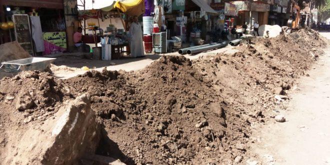 انقطاع مياه الشرب في أبوتشت