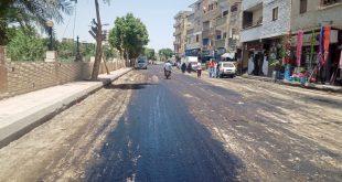 رصف شوارع أبوتشت