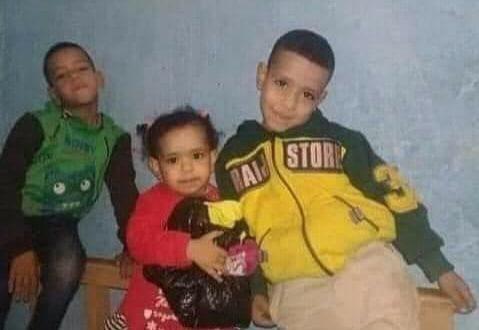 وفاة 3 أطفال في فرشوط