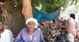 بائع الفخار في أبوتشت