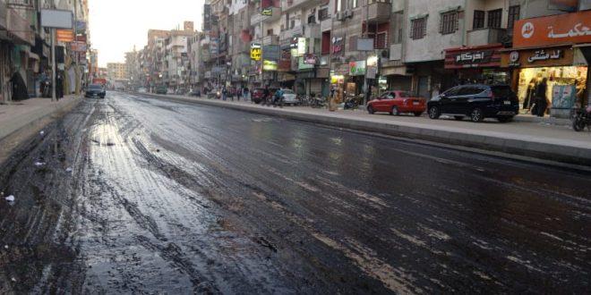 منطقة الحميات بنجع حمادي