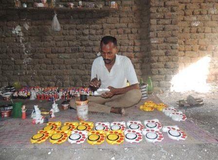 البائع الفصيح في نجع حمادي